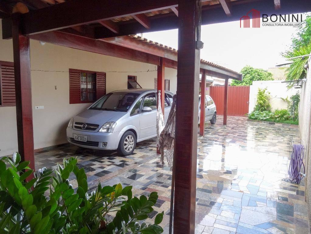Casa 3 Dorm, Jardim Cândido Bertini, Santa Barbara D'Oeste (CA0226) - Foto 14