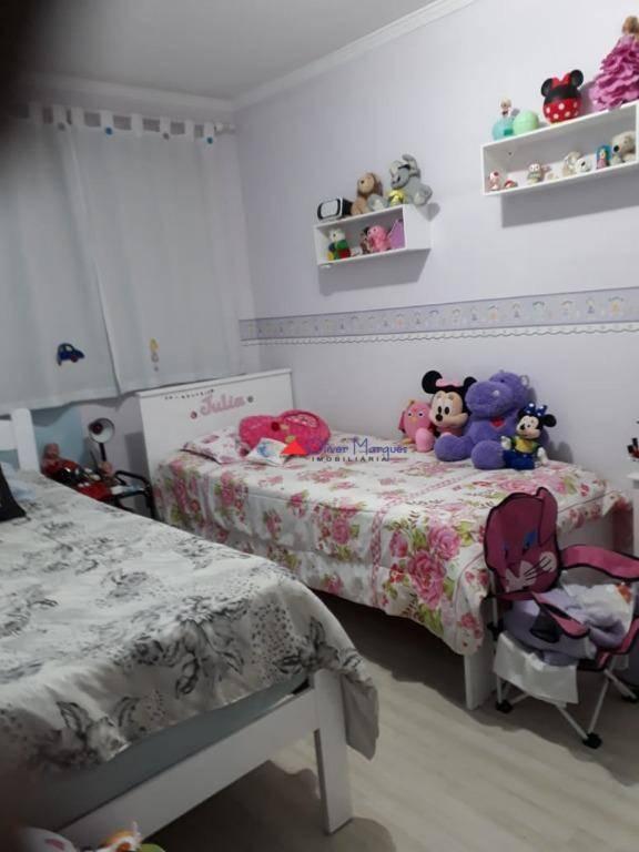 Apartamento com 2 dormitórios à venda, 60 m² por R$ 220.000 - Vila Quitaúna - Osasco/SP