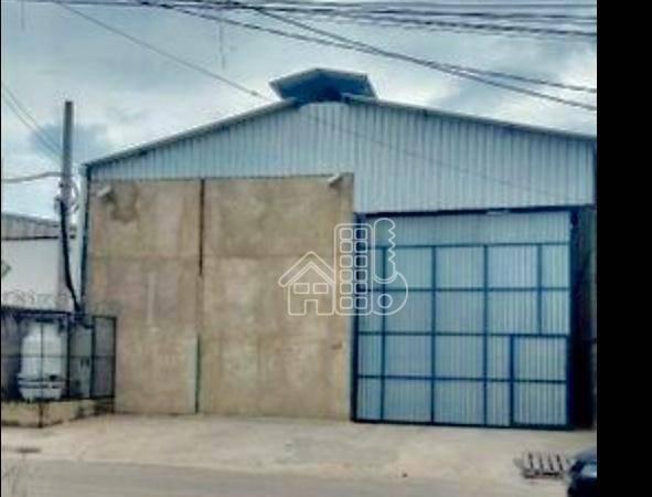 Galpão à venda, 650 m² por R$ 700.000,00 - Prados Verdes - Nova Iguaçu/RJ