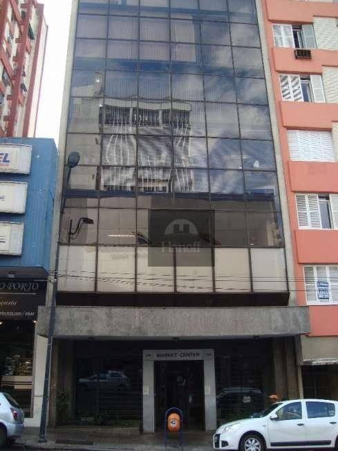 Andar Corporativo comercial para venda e locação, Centro His