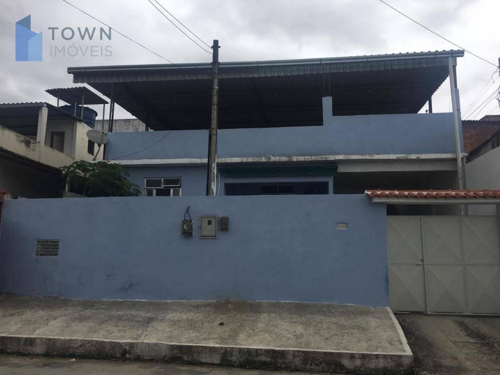 Casa à venda, 125 m² por R$ 220.000,00 - Boaçu - São Gonçalo/RJ