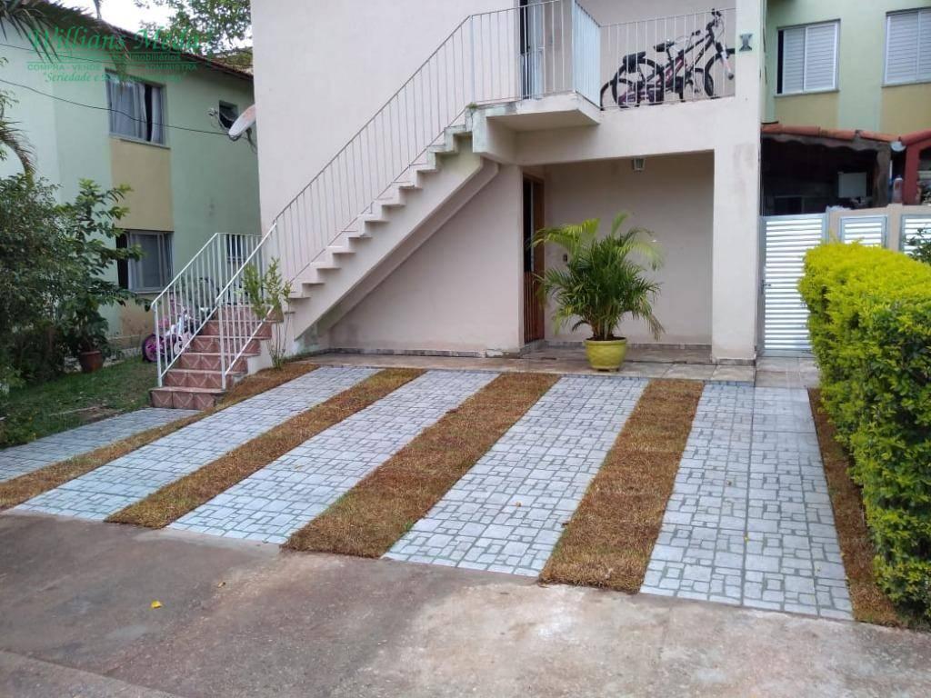 Sobrado com 2 dormitórios à venda, 60 m² por R$ 270.000 - Vila São João Batista - Guarulhos/SP