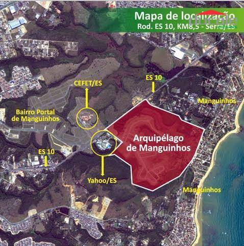 Terreno residencial à venda, Costa Bela, Serra.