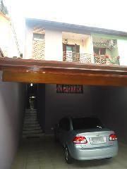 Sobrado Residencial à venda, Parque Novo Oratório, Santo André - SO0279.