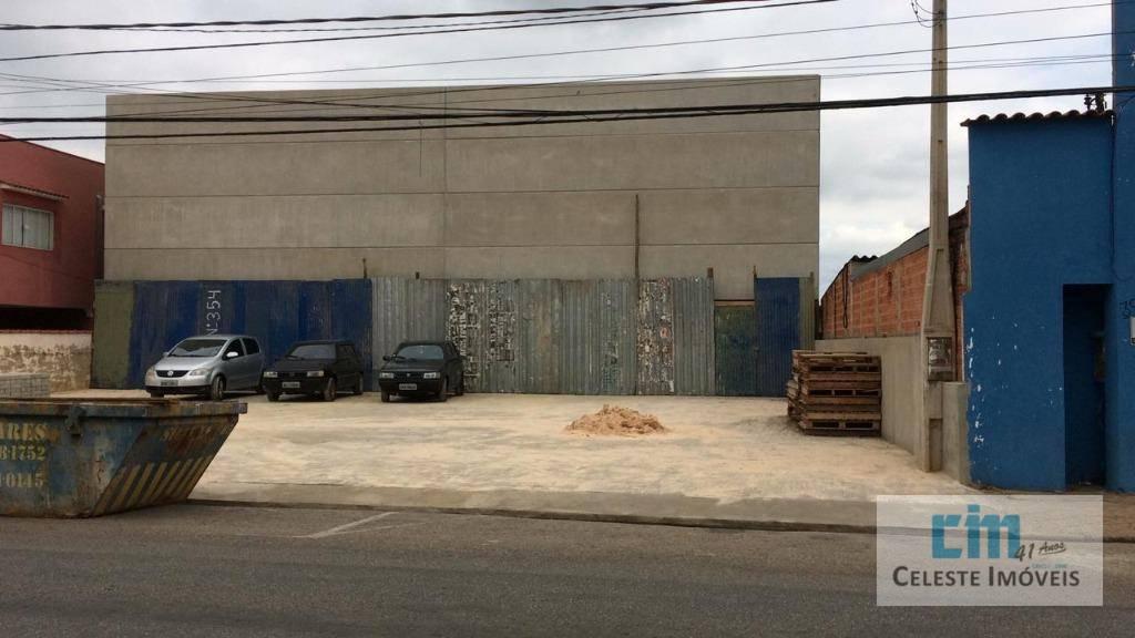 Barracão para alugar, 400 m² por R$ 9.800,00/mês - Jardim das Palmeiras - Boituva/SP