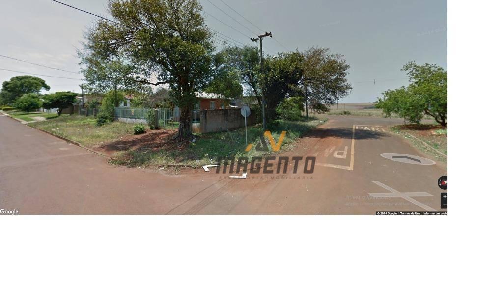 terreno de esquina 16x27 total 432,00 m²