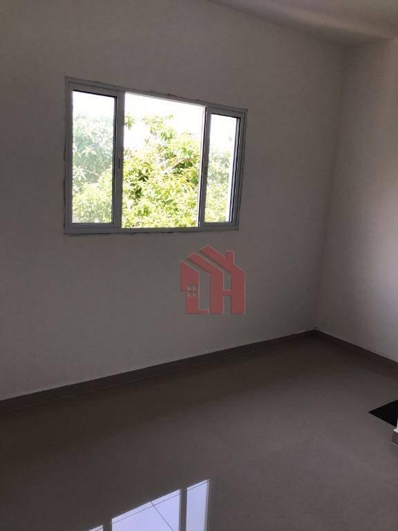 Casa com 2 dormitórios à venda, 47 m² por R$ 190.000,00 - Parque São Vicente - São Vicente/SP