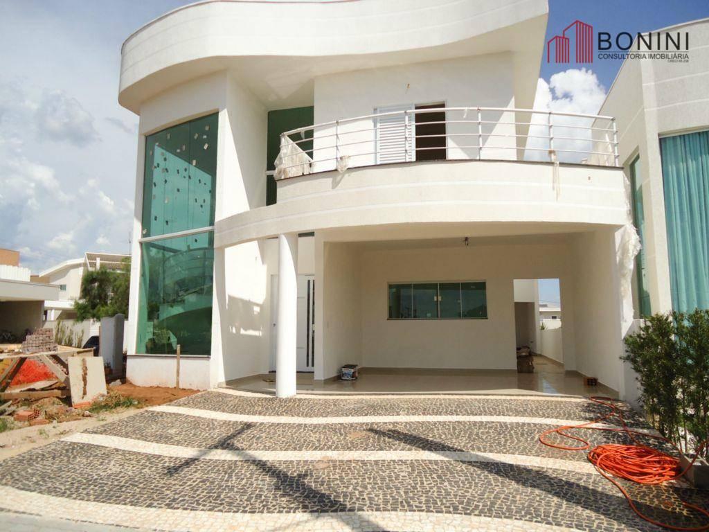 Bonini Consultoria Imobiliária - Casa 3 Dorm