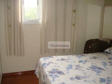 Apartamento de 2 dormitórios à venda em Cursino, São Paulo - SP