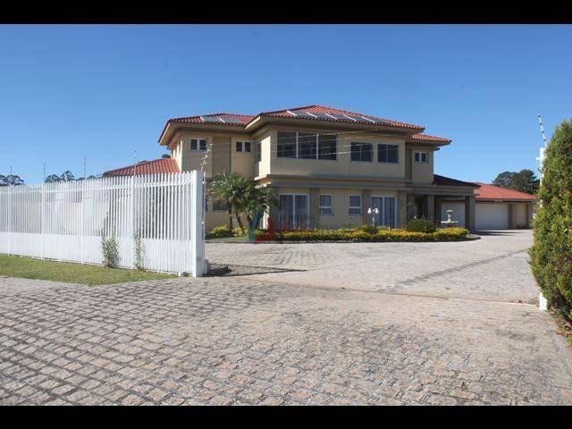 Casa com 4 dormitórios à venda, 991 m² por R$ 4.350.000 - Jardim Menino Deus - Quatro Barras/PR