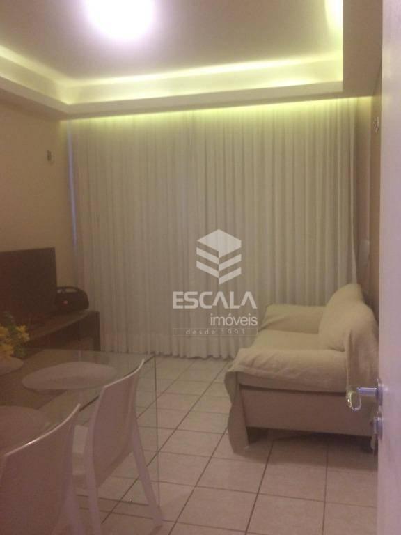 Apartamento com 2 quartos, 56 m² por R$ 170.000 - Itapery - Fortaleza/CE