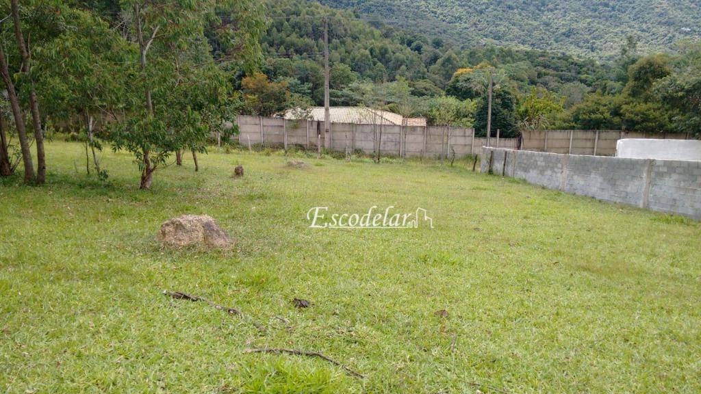 Terreno à venda, 3000 m² por R$ 120.000,00 - São Vicente - Mairiporã/SP