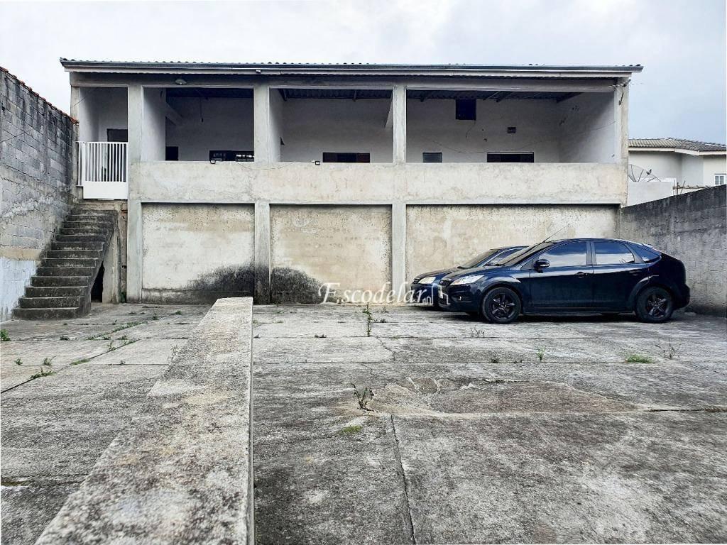 Casa com 2 dormitórios à venda, 125 m² por R$ 440.000,00 - Serpa - Caieiras/SP