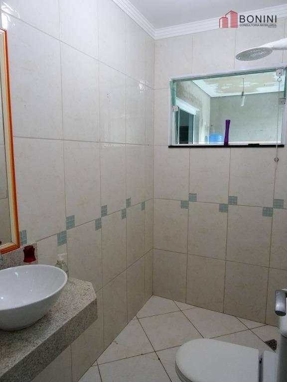 Casa 4 Dorm, Parque Nova Carioba, Americana (SO0104) - Foto 7