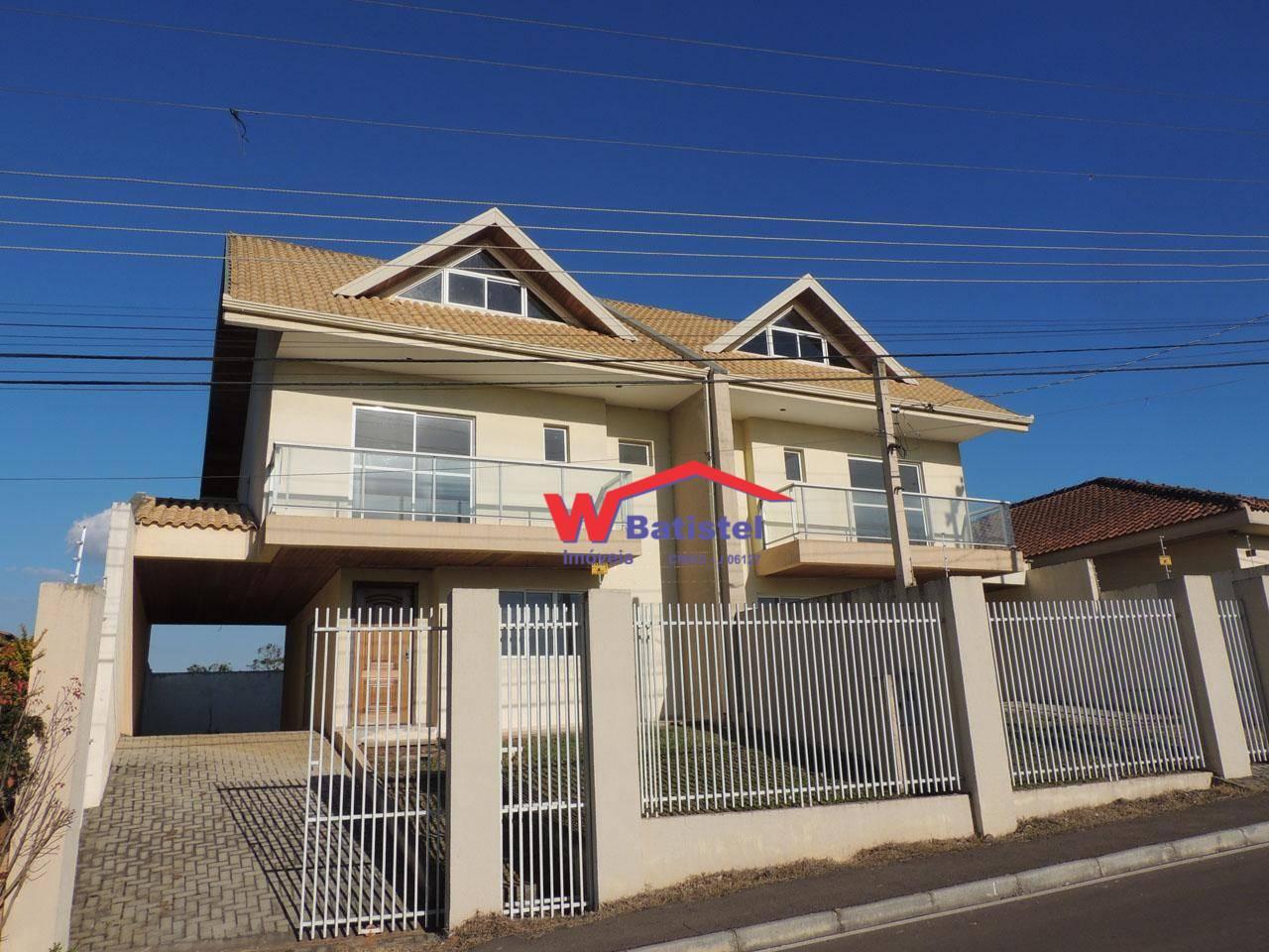 Sobrado com 3 dormitórios à venda, 177 m² -  Avenida Joana D Arc nº 206 -Tanguá - Almirante Tamandaré/PR