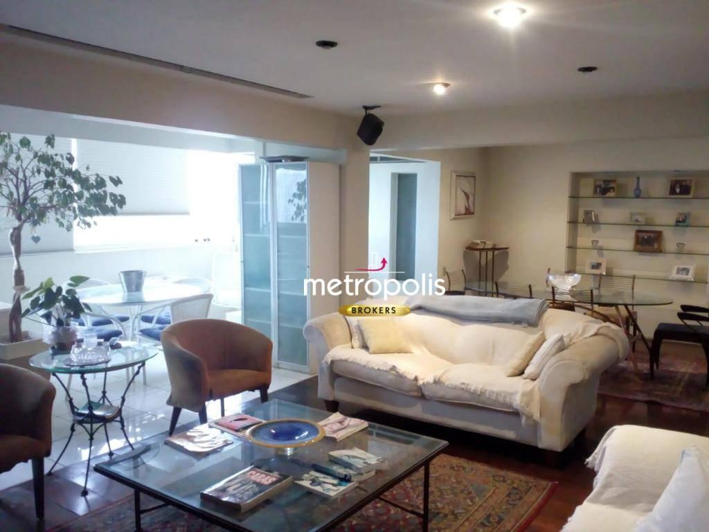 Apartamento à venda, 190 m² por R$ 855.000,00 - Jardim - Santo André/SP