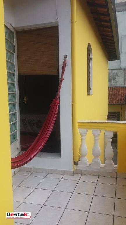Lindo Sobrado, Vila Humaitá, Santo André.