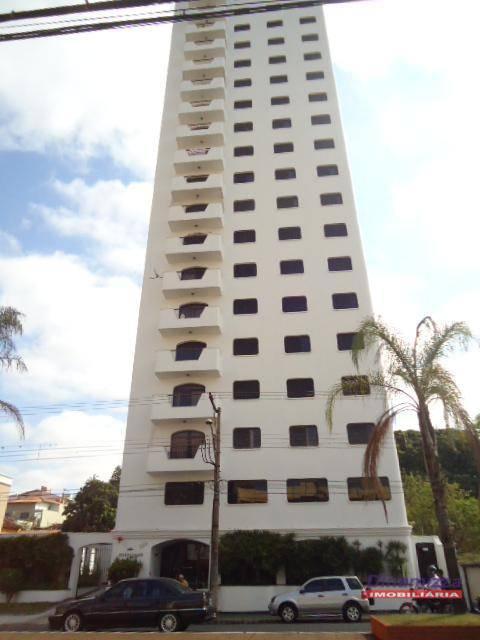 Apartamento residencial para locação, Centro, Uberaba - AP0854.