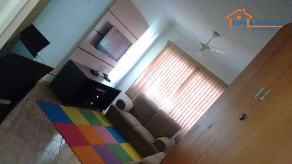 Apartamento residencial à venda, Jardim Marchissolo, Sumaré.