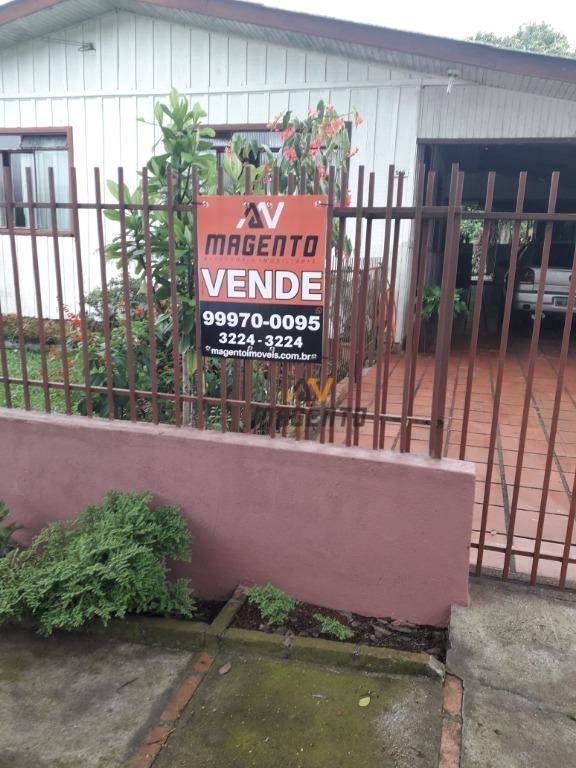 Terreno residencial à venda, Maria Luiza, Cascavel.