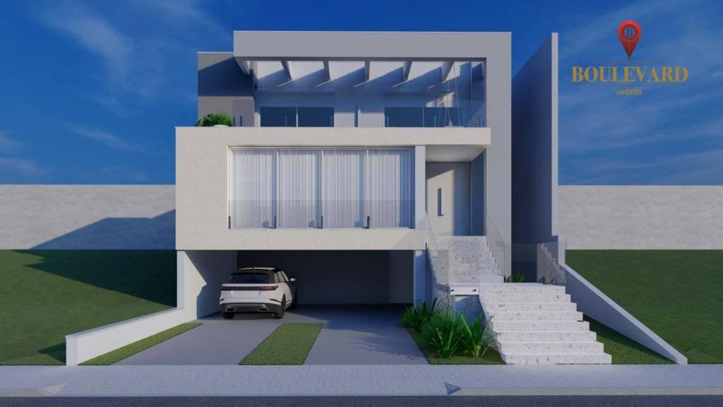 Casa com 3 dormitórios à venda, 365 m² por R$ 1.490.000 - Lamenha Pequena - Almirante Tamandaré/PR