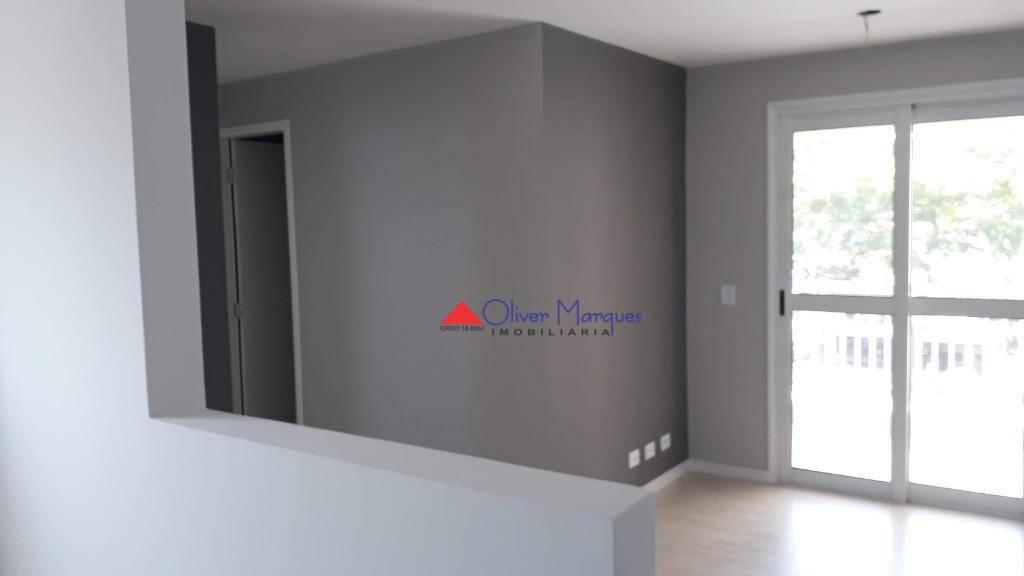 Apartamento com 2 dormitórios à venda, 50 m² por R$ 270.000 - Quitaúna - Osasco/SP