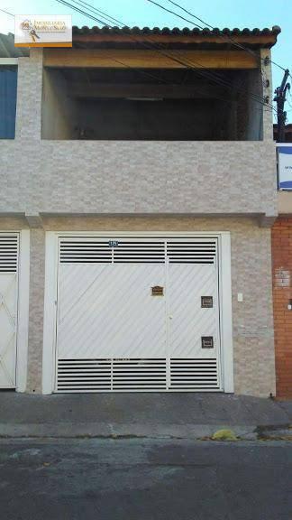 Sobrado com 2 dormitórios, 82 m²  - Jardim Cocaia - Guarulhos/SP