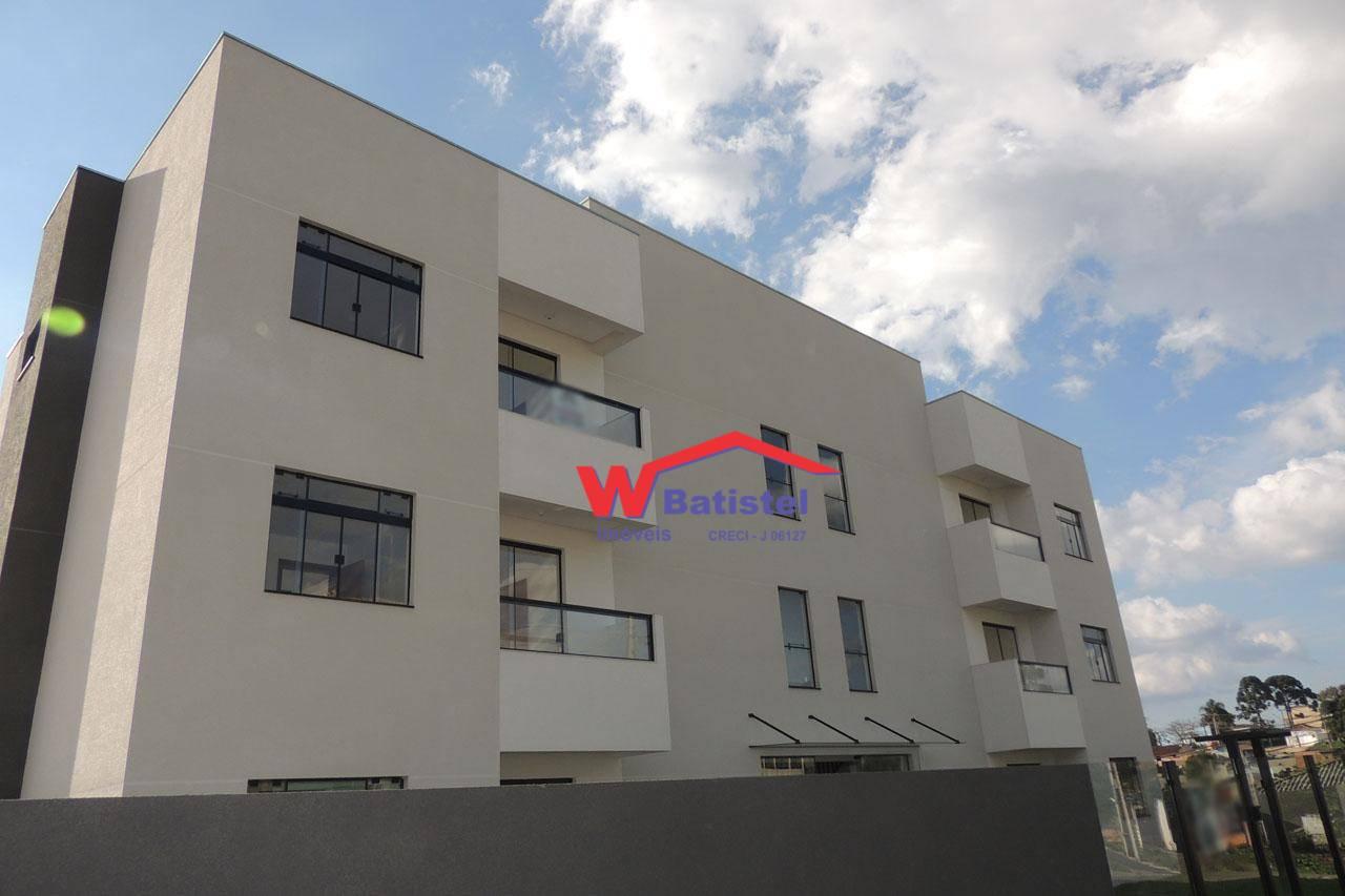 Apartamento com 2 dormitórios à venda, 52 m² Rua São Pedro nº 485 - Vila Alto da Cruz III - Colombo/PR
