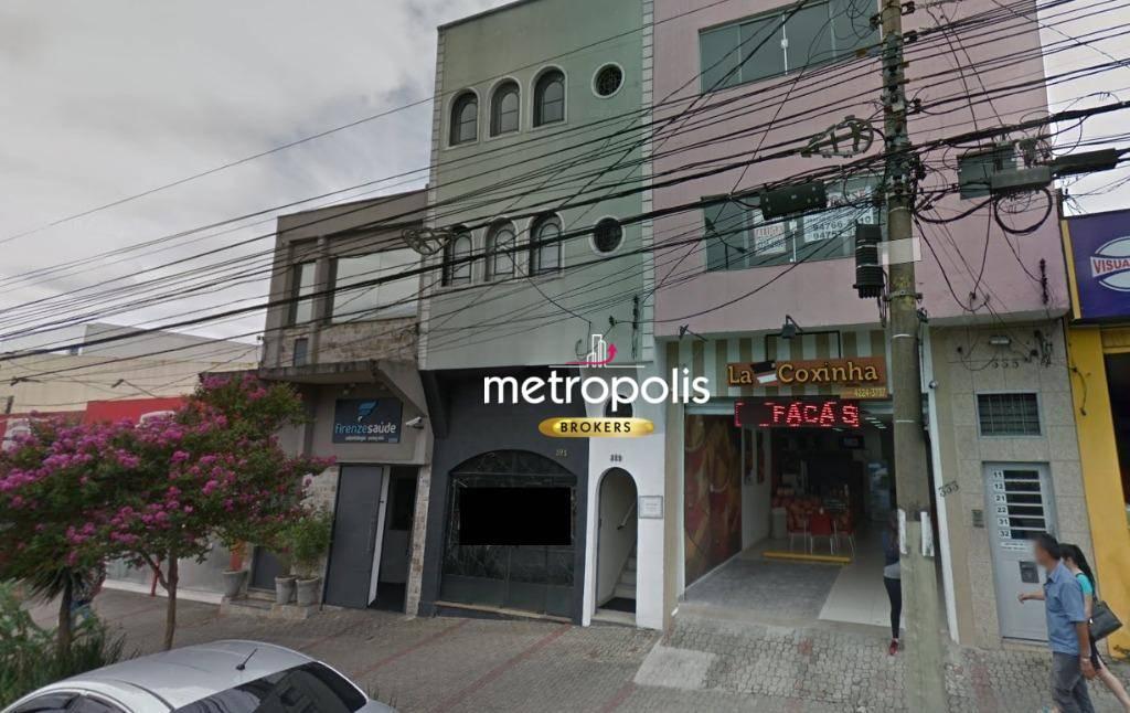 Sala para alugar, 30 m² por R$ 850,00/mês - Santo Antônio - São Caetano do Sul/SP
