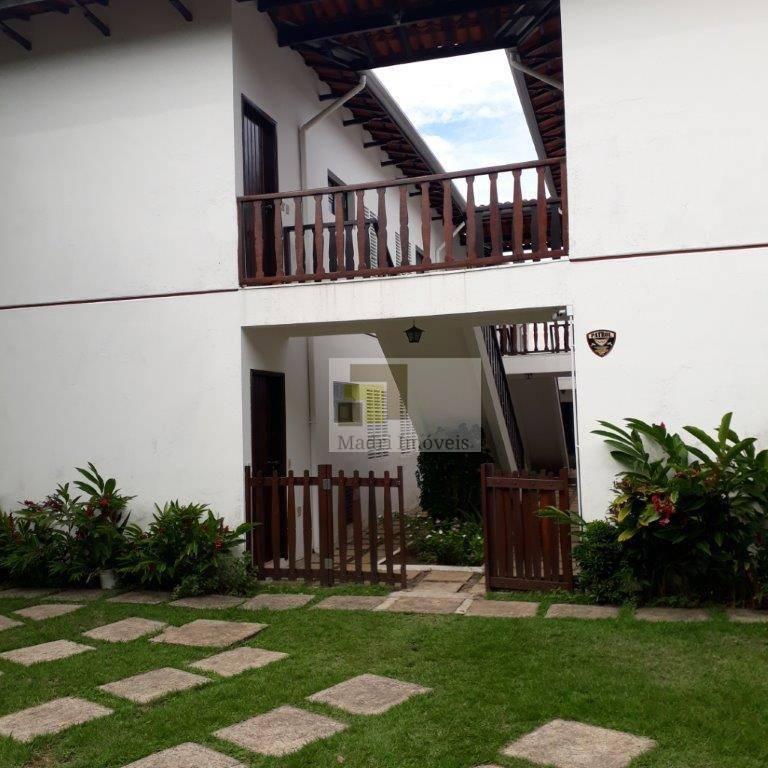 Apartamento com 1 dormitório à venda, 35 m² por R$ 240.000,00 - Pto Grande - São Sebastião/SP