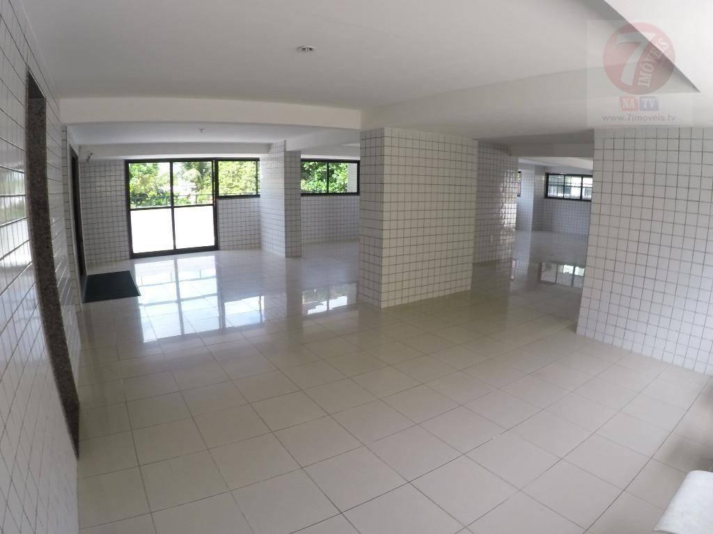 Apartamento  residencial para venda e locação, Manaíra, João