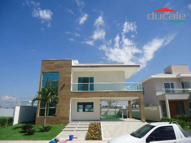 Casa a venda no Alphaville Jacuhy Serra ES