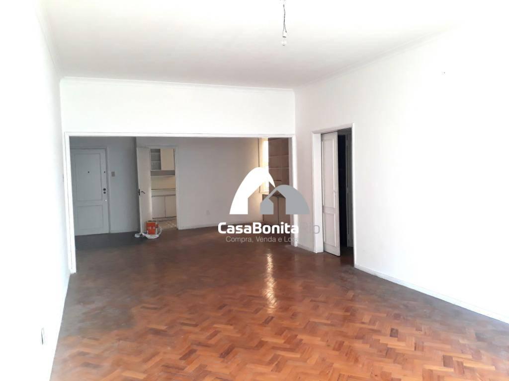 apartamento 3 quartos à venda em copacabana