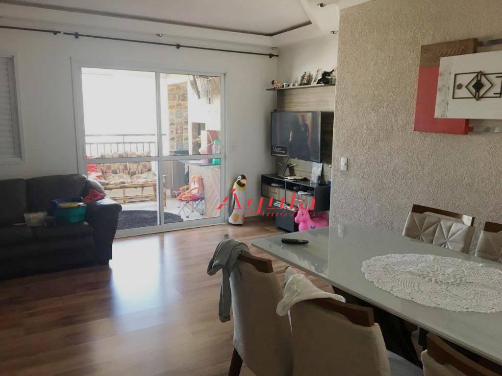 Apartamento com 2 dormitórios à venda, 89 m² por R$ 745.000 - Santa Paula - São Caetano do Sul/SP