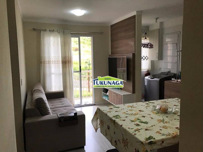 Apartamento residencial para venda e locação, Mobiliado, Guarulhos.