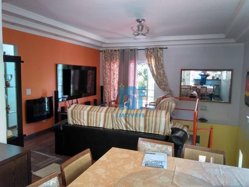 Sobrado com 4 dormitórios à venda, 206 m² por R$ 540.000,00 - Granja Cristiana - Vargem Grande Paulista/SP
