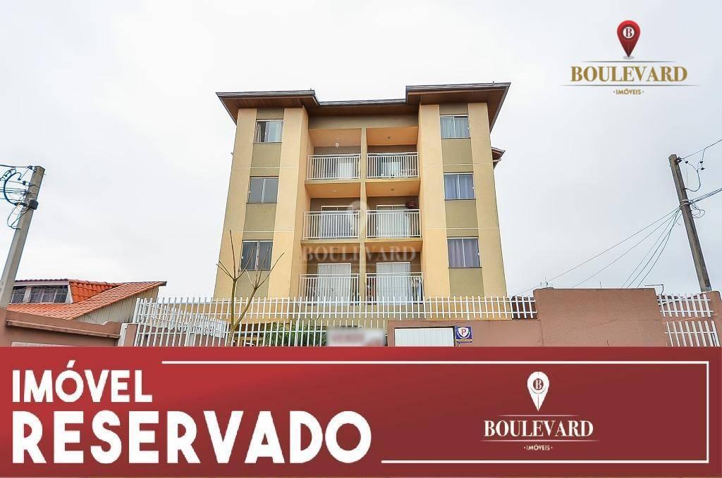 Apartamento à venda por R$ 149.900,00 - Cidade Jardim - São José dos Pinhais/PR