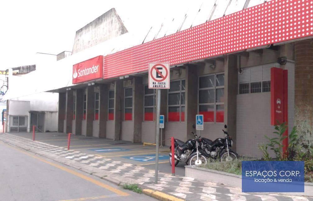 Prédio à venda com renda, 761m² - Centro - Caraguatatuba/SP