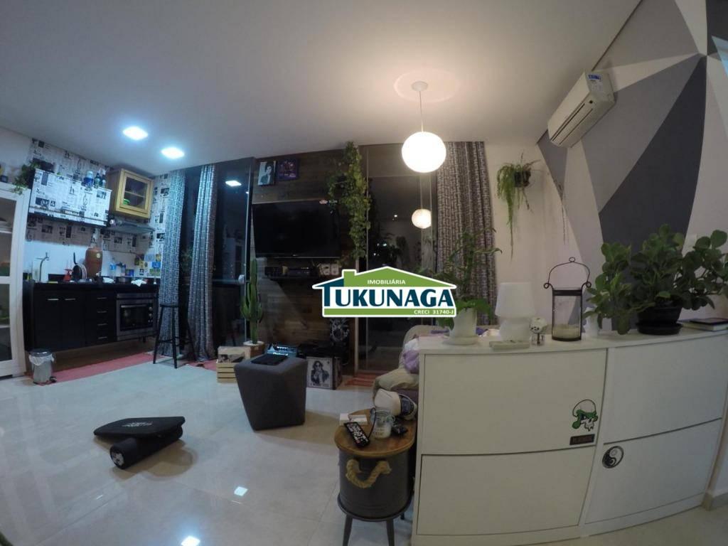 Studio com 1 dormitório para locação  - Vila Augusta - Guarulhos/SP