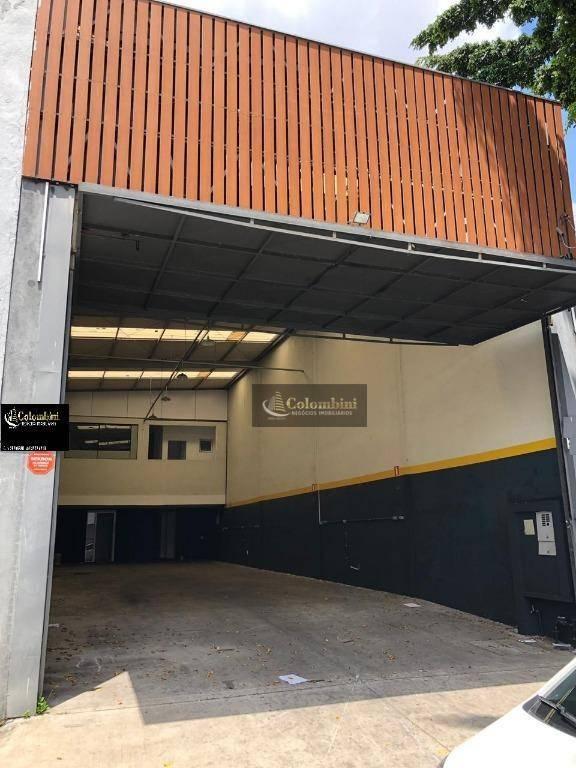 Galpão para alugar, 250 m² - Vila Independência - São Paulo/SP