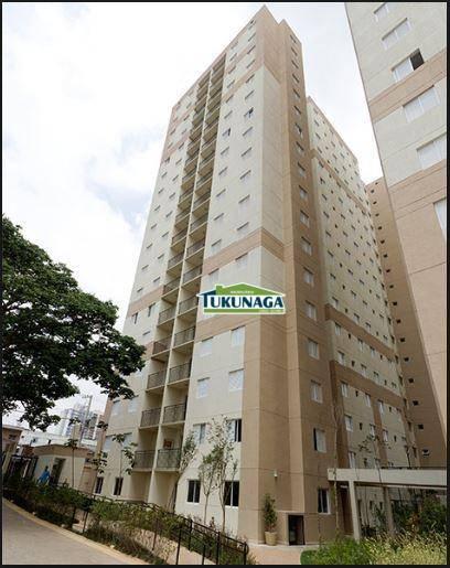 Apartamento residencial para venda e locação, Macedo, Guarulhos.