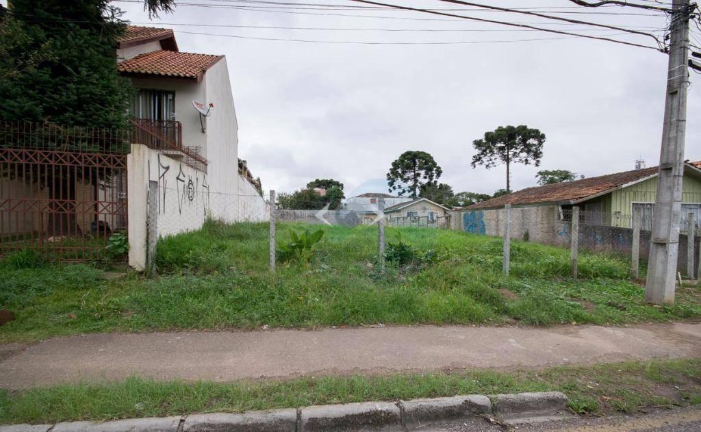 Terreno comercial para locação, Boqueirão, Curitiba - TE0003