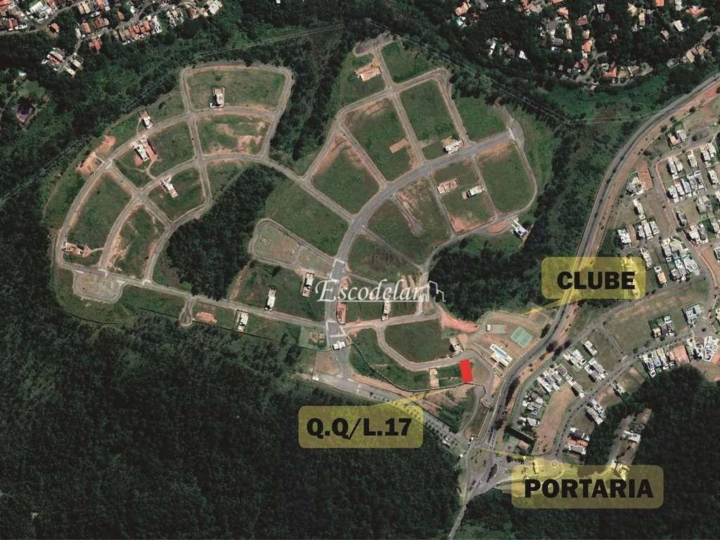 Terreno à venda, 725 m² por R$ 450.000,00 - Altos de São Fernando - Jandira/SP