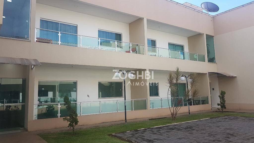 Apartamento residencial para locação, Lagoa, Porto Velho.