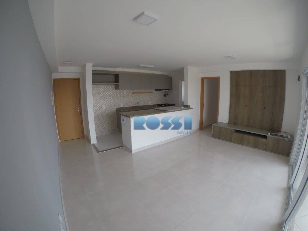 Apartamento Residencial para locação, Vila Assunção, Santo André - AP4423.