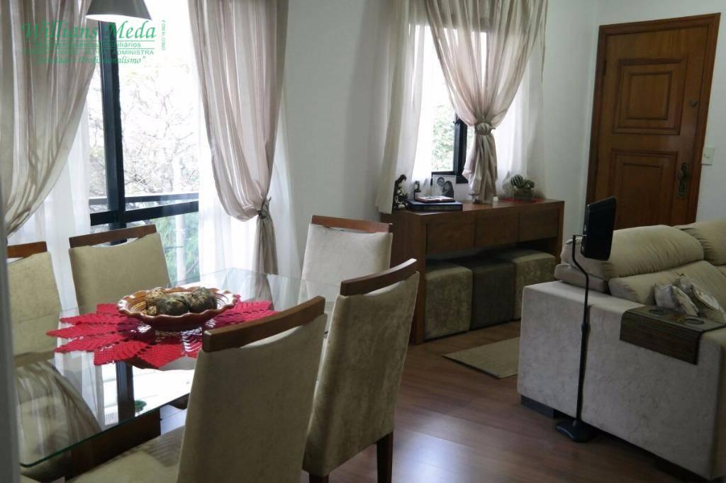 Apartamento com 3 dormitórios à venda em Guarulhos/SP.