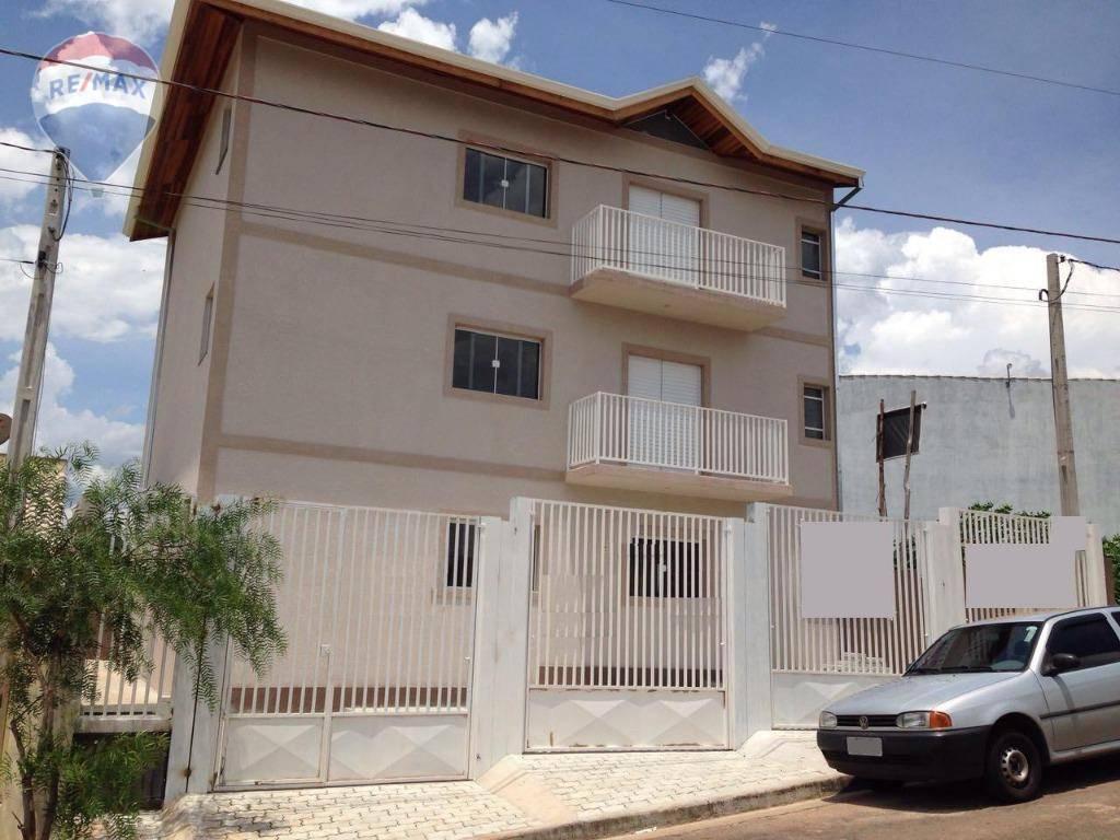 Apartamento residencial à venda, Nova Atibaia, Atibaia.
