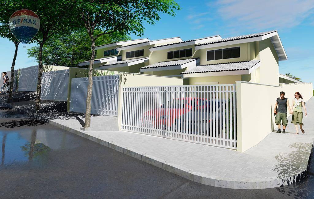Casa térrea nova à venda por R$ 420.000 - Jardim Jaraguá - Atibaia/SP