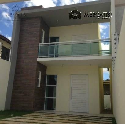 Casa Duplex à venda | Centro | Eusébio (CE) -