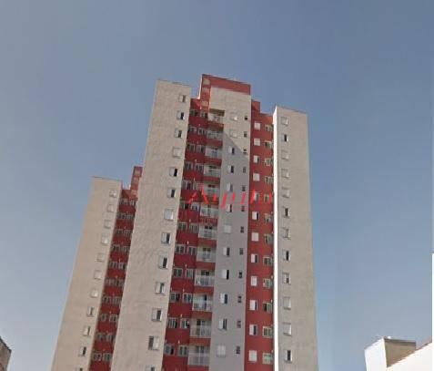 Apartamento com 3 dormitórios à venda, 58 m² por R$ 280.000 - Vila Homero Thon - Santo André/SP